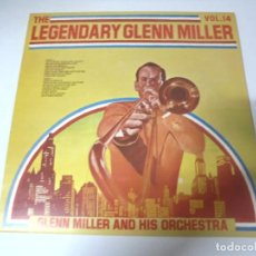 Discos de vinilo: LP. THE LEGENDARY GLENN MILLER. VOL.14. RCA 1977. Lote 159947094