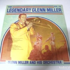 Discos de vinilo: LP. THE LEGENDARY GLENN MILLER. VOL.15. RCA 1977. Lote 159947382