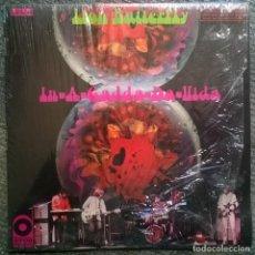 Discos de vinilo: IRON BUTTERFLY. IN-A-GADDA-DA-VIDA. ATCO, CANADA 1969 LP (SD 33-250). Lote 159947710
