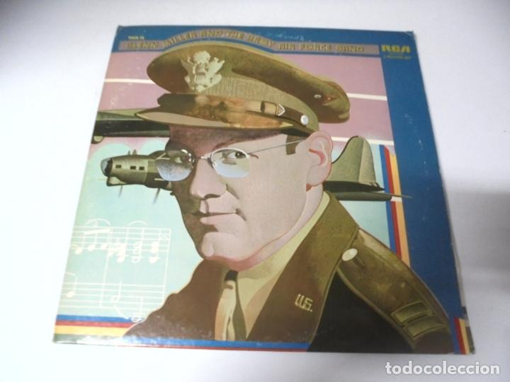 LP DOBLE. THIS IS GLENN MILLER AND THE ARMY AIR FORCE BAND. RCA 1973 (Música - Discos - LP Vinilo - Jazz, Jazz-Rock, Blues y R&B)