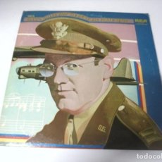 Discos de vinilo: LP DOBLE. THIS IS GLENN MILLER AND THE ARMY AIR FORCE BAND. RCA 1973. Lote 159949786