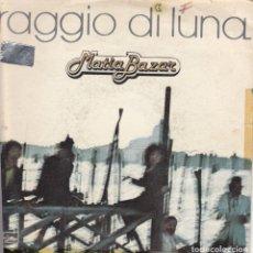 Discos de vinil: MATIA BAZAR RAGGIO DI LUNA RAPPREENTA L'ITALIA ALL'EUROFESTIVAL 79 ARISTON ITALY . Lote 159954414