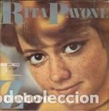 RITA PAVONE ZUCCHERO /NOSTALGIA BRAZIL CHANTECLAIR BRAZIL (Música - Discos - LP Vinilo - Otros Festivales de la Canción)