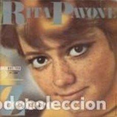 Discos de vinil: RITA PAVONE ZUCCHERO /NOSTALGIA BRAZIL CHANTECLAIR BRAZIL. Lote 159955182