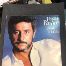 Discos de vinilo: JUAN PARDO DOBLE LP DE 1983. Lote 159968812