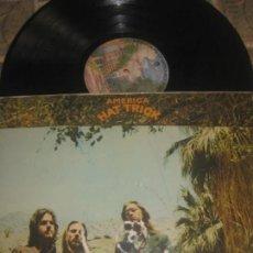Discos de vinilo: AMERICA HAT TRICK - MUSKRAT LOVE -(WAENER BROS 1973 ) OG USA LEA DESCRIPCION. Lote 159969386