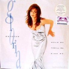Disques de vinyle: GLORIA ESTEFAN. HOLD ME. THRILL ME. KISS ME.. Lote 159974638