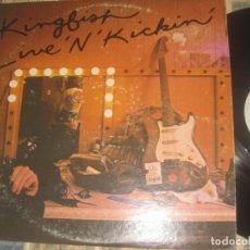 Discos de vinilo: KINGFISH LIVE-N-KICKIN SEALED JERRY GARCIA GRATEFUL (1977-UNITED ARTISTS) OG USA. Lote 159981906