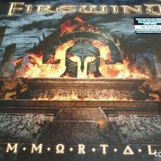 Discos de vinilo: (SIN ABRIR) FIREWIND - IMMORTALS - (GUS G OZZY) CD+POSTER+ LP 180 GRAMOS VINILO. Lote 159986782