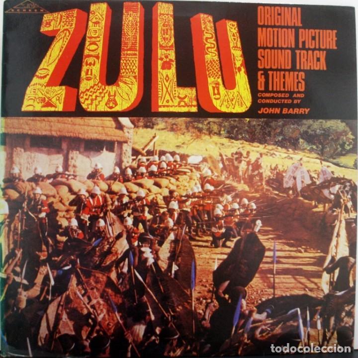 ZULU. JOHN BARRY (Música - Discos - LP Vinilo - Bandas Sonoras y Música de Actores )
