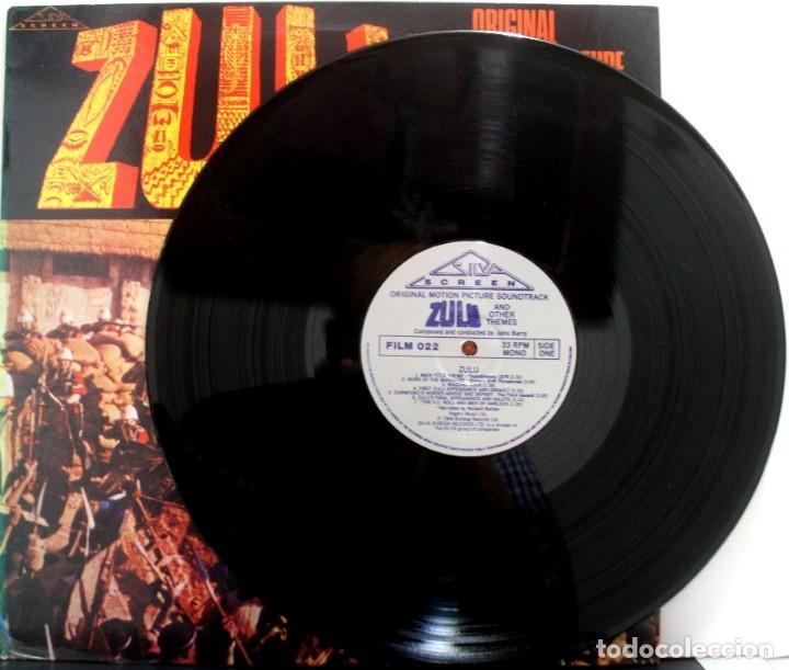 Discos de vinilo: ZULU. JOHN BARRY - Foto 3 - 160015738