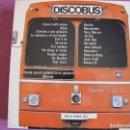 Discos de vinilo: LP - DISCOBUS - VARIIOS (SPAIN, DISCOS NOVOLA 1977, PORTADA DOBLE). Lote 160016486