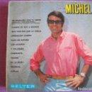 Discos de vinilo: LP - MICHEL - EN ARANJUEZ CON TU AMOR (SPAIN, DISCOS BELTER 1968). Lote 160017894
