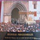 Discos de vinilo: LP - MARCHAS PROCESIONALES - BANDA DE MUSICA DE LA CRUZ ROJA DE SEVILLA (VER FOTO ADJUNTA). Lote 160018914