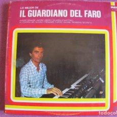 Discos de vinilo: LP - IL GUARDIANO DEL FARO - LO MEJOR DE (SPAIN, RCA 1978). Lote 160019642