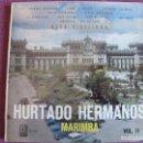 Discos de vinilo: LP - HURTADO HERMANOS - MARIMBA VOL. 2 (GUATEMALA, DISCOS DIDECA SIN FECHA). Lote 160020674