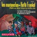 Discos de vinilo: LASMARIONETAS DE HERTA FRANKEL. LA HADA BUENA. EP ESPAÑA CON LIBRETO CON ILUSTRACIONES. Lote 160021458