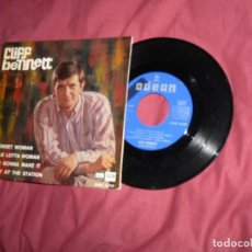 Discos de vinilo: CLIFF BENNETT AND THE REBEL ROUSERS. MY SWEET WOMAN. + 3 EP SPAIN. DSOE16.709 1966. Lote 160028354