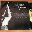 Discos de vinilo: VARDIS (GARY GLITTER PART ONE / TO BE WITH YOU) SINGLE ESPAÑA 1982 PROMO (EPI14). Lote 160030386
