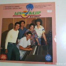 Discos de vinilo: LOS BAJIP DE LA GOMERA - CONTINUADO DE CUMBIAS (VINILO). Lote 160031342