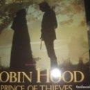 Discos de vinilo: ROBIN HOOD, PRINCE OF THIEVES - MÚSICA DE BRYAN ADAMS - BANDA SONORA ORIGINAL - MAXI SINGLE 4 TEMAS. Lote 160032366