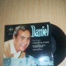 Discos de vinilo: DANIEL - LA, LA, LA +3 CANCIONES MAS. Lote 160039998
