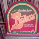 Discos de vinilo: PEQUEÑA COMPAÑIA ... Y AL PRINCIPIO / LP MAXISINGLE RF-6681. Lote 160049606