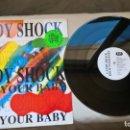 Discos de vinilo: MUSICA LP: CANDY SHOCK - ROCK YOUR BABY (ABLN). Lote 160053586