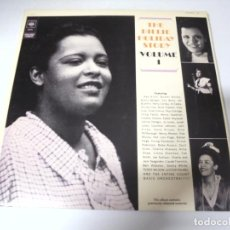 Discos de vinilo: LP DOBLE. THE BILLIE HOLIDAY STORY. VOLUME I. CBS. Lote 160062810