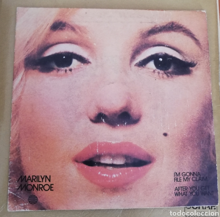 Discos de vinilo: Marilyn Monroe - I'm gonna file my claim - Foto 1 - 160072222