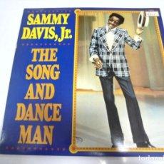 Discos de vinilo: LP. SAMMY DAVID J.R. THE SONG AND DANCE MAN. 1977. PYE RECORDS. Lote 160076914