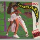 Discos de vinilo: KAOMA (MX) LAMBADA +1 TRACK AÑO 1989. Lote 160077086