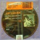 Discos de vinilo: AIR LIQUIDE - ROBOT WARS - PICTURE DISC 10' 1994. Lote 160099962