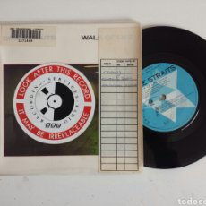 Vinyl records - Dire straits-walk of life. Single UK. BBC - 160114764
