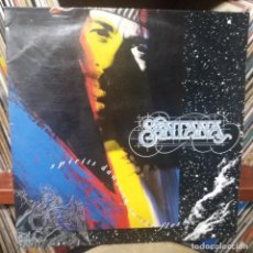Discos de vinilo: SANTANA - SPIRITS DANCING IN THE FLESH. Lote 160131362