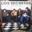 Discos de vinilo: LOS SECRETOS - HE PERDIDO EL TIEMPO. Lote 160135270