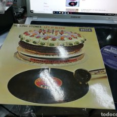 Discos de vinilo: ROLLING STONES LP LET IT BLEED ESPAÑA 1970 SKL 5025. Lote 160153102