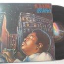 Discos de vinilo: DISCO LP VINILO B.B. KING – THERE MUST BE A BETTER WORLD SOMEWHERE EDICION ESPAÑOLA DE 1981. Lote 160156878