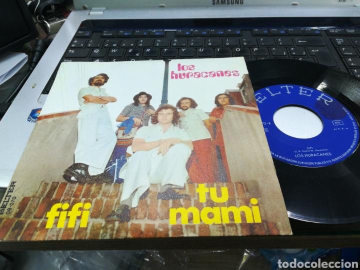LOS HURACANES SINGLE FIFI 1972 (Música - Discos - Singles Vinilo - Grupos Españoles 50 y 60)