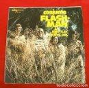 Discos de vinilo: CONJUNTO FLASH-MAN (SINGLE 1972) KAY-KAY - TRISTE DIA (RARO) (GRUPO CATALAN DE OLESA) ARTYPHOM DAF. Lote 160165550