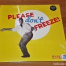 Discos de vinilo: PLEASE DON'T FREEZE VARIUS 2 LP VINYL+MP3 - EARLY BLACK R'N'R/ RHYTHM & BLUES * NUEVO*. Lote 160172510