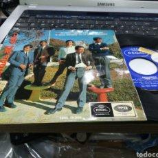Discos de vinilo: THE FOUR WINDS AND DITO EP RECUERDA + 3 1966. Lote 160174536