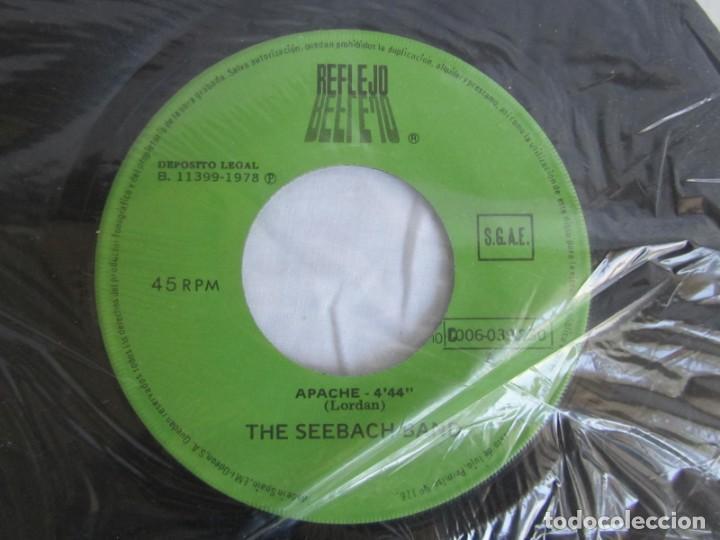 Discos de vinilo: The Seebach Band Especial Discjockey Apache Bubble sex - Foto 5 - 160174722