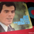 Discos de vinilo: JULIO IGLESIAS EN UN RINCON DEL DESVAN/CANTANDOLE AL MAR 7'' SINGLE 1971 COLUMBIA. Lote 160176106