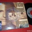 Discos de vinilo: VICTOR MANUEL MENSAJEROS/PAULO 7'' SINGLE 1990 ARIOLA. Lote 160176522