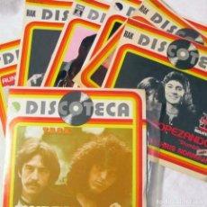 Discos de vinilo: 11 SINGLES DISCOTECA AÑOS 70. VER TÍTULOS EN FOTOS ADICIONALES. Lote 160180478
