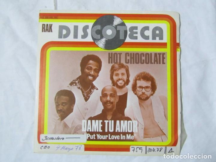 Discos de vinilo: 11 singles Discoteca Años 70. Ver títulos en fotos adicionales - Foto 26 - 160180478