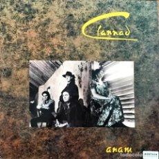 Discos de vinilo: LP. CLANNAD. ANAM. (VG/VG+). Lote 160180666