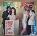 Discos de vinilo: LOS 3 SUDAMERICANOS - LA BALADA DE BONNIE Y CLYDE. Lote 160203825