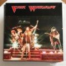 Discos de vinilo: FAIR WARNING - ROCKING AT THE SPEED OF LIGHT - 12'' MAXISINGLE AREBA UK 1987 . Lote 160205938